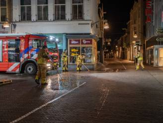 Bizar: neergestoken man trekt bloedspoor van honderden meters door centrum van Deventer