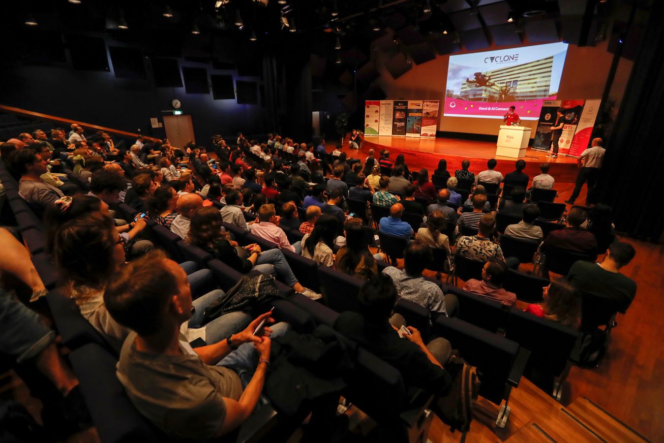 Congres over kunstmatige intelligentie in Eindhoven