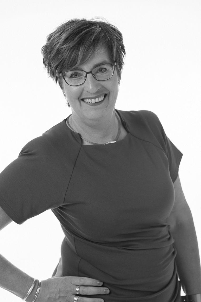 Larinda Bok- van der Voet, specialist in hoogbegaafdheid en levens- en loopbaancoach voor hoogbegaafden. Beeld