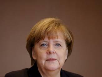 Merkel sluit samenwerking met Assad uit tegen IS