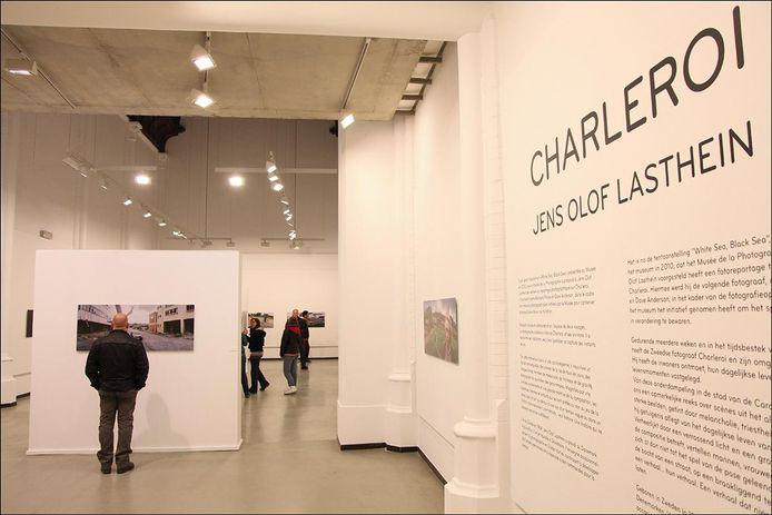 Musée de la Photographie, à Charleroi