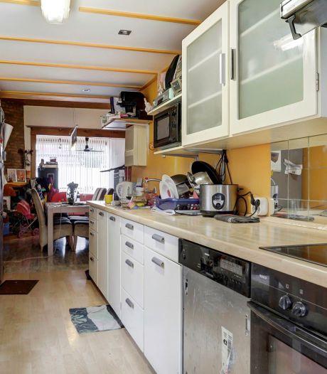 Huis voor sloddervossen stond te koop voor 159.000 euro in Almelo
