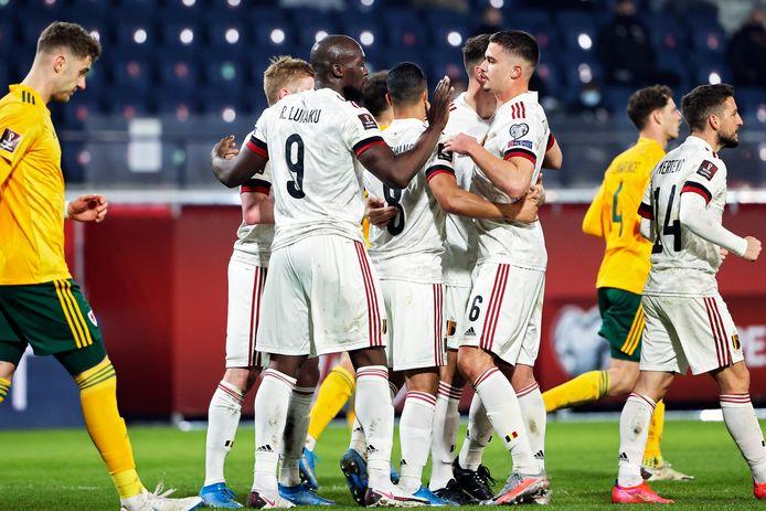 Le but de Romelu Lukaku est tombé au bon moment.