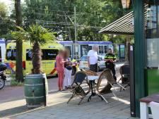 Tilburger aangehouden na neersteken klant op terras van koffiehuis
