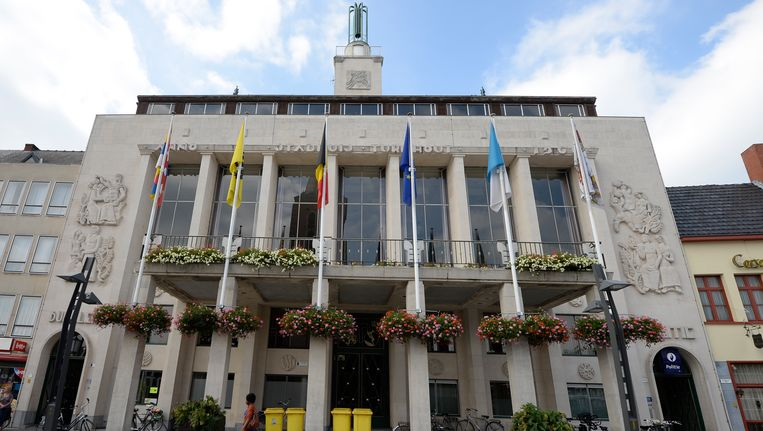 In Turnhout werd eind 2013 de onbestuurbaarheid van de gemeente vastgesteld. Beeld BELGA