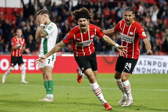 André Ramalho en Armando Obispo maakten dit seizoen als duo indruk achterin bij PSV.