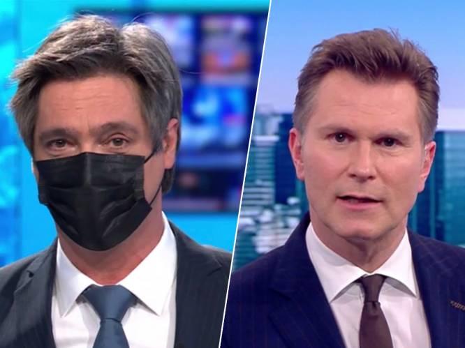 Wel mondmasker bij VTM, niet bij VRT: wat moet de kijker nu eigenlijk onthouden?