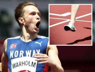 De beste race ooit in de atletiek? Warholm duikt met 'superschoen' als eerste ooit onder de 46 seconden op 400 meter horden