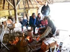 Kelten neergestreken bij IJzertijdboerderij Dongen: 'Hier zie je alles echt'