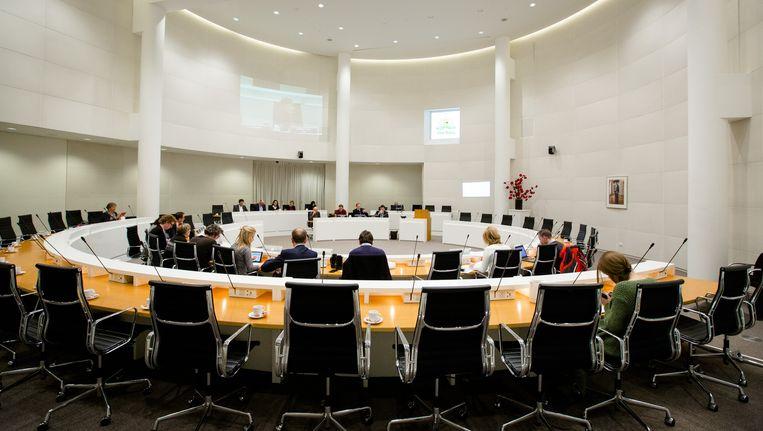 Raadzaal van Den Haag. Beeld anp