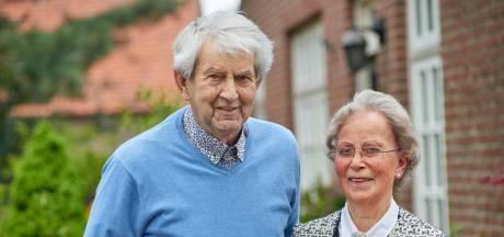 Van een bruiloft komt een bruiloft: Theo en Marietje zijn 60 jaar getrouwd
