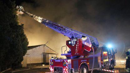Mogelijk asbest vrijgekomen bij uitslaande brand in magazijn Peer Stoet