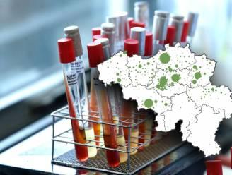 Het coronavirus is overal: cijfers stijgen in élke provincie, in élke leeftijdscategorie