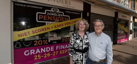 Juwelier Rijnders in Valkenswaard stopt: 'Het draait om emotie en service'