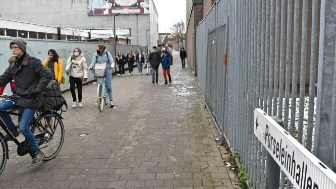 Opbouw vaccinatiecentrum in Porseleinhallen start donderdag