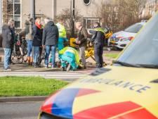 Fietser gewond bij rotonde Steinhagenseweg