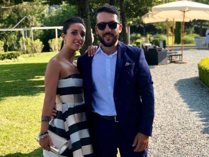 Silvia Malnati (27) en Alessandro Merlo (29)