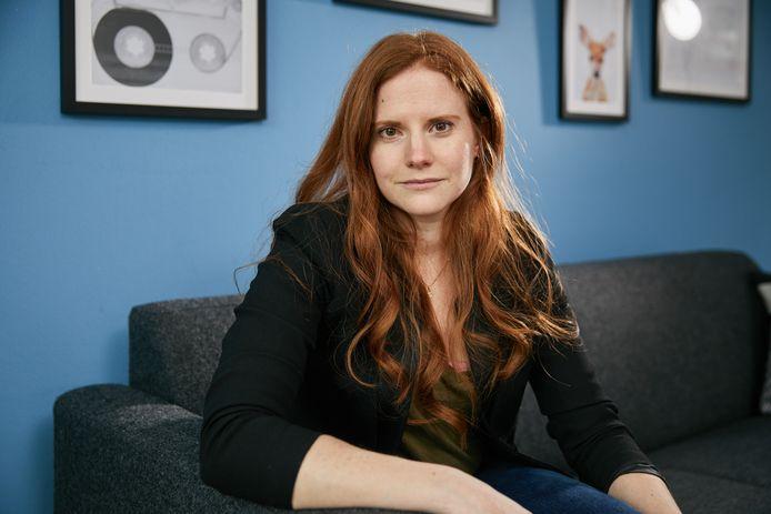 Karien Hulshof (32) heeft MS.
