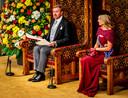 Prinsjesdag vindt dit jaar vanwege het coronavirus niet plaats in de Ridderzaal maar in de Grote Kerk in Den Haag.