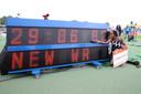 Sifan Hassan liep vorige maand bij de FBK Games een wereldrecord, al werd dat een dag later al verbeterd.