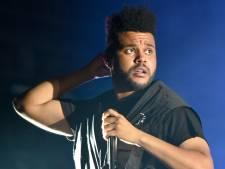 The Weeknd treedt op tijdens Super Bowl halftime show