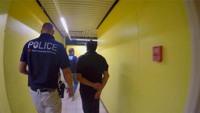 Een speciaal Nederlands politieteam arresteerde Corallo in 2016 op verzoek van de Italiaanse autoriteiten.