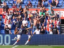FC Twente overleeft hectische slotfase en pakt punt bij Feyenoord