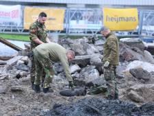 Gevonden granaten bij Zwaansheulbrug vandaag onschadelijk gemaakt