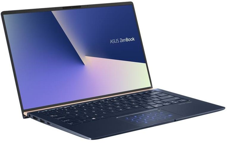 De Asus ZenBook UX433FA-A5045T-BE is perfect voor de student on the go.