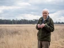 Natuur verandert, maar boswachter bleef dezelfde: Gerrit (92) is de oudste boswachter van Nederland