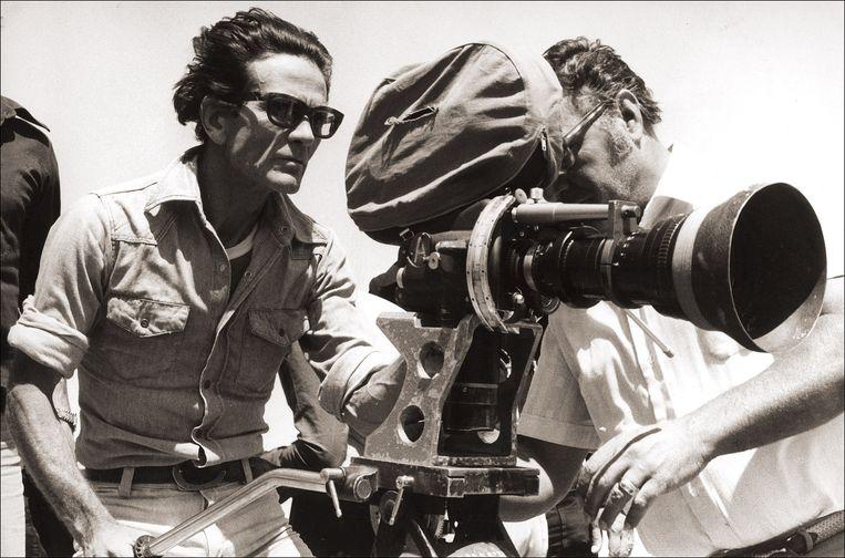 Pier Paolo Pasolini (1922-1975). Beeld Mondadori via Getty Images