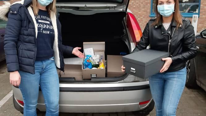 WZC Haagwinde bedankt vrijwilligers met aperitiefbox