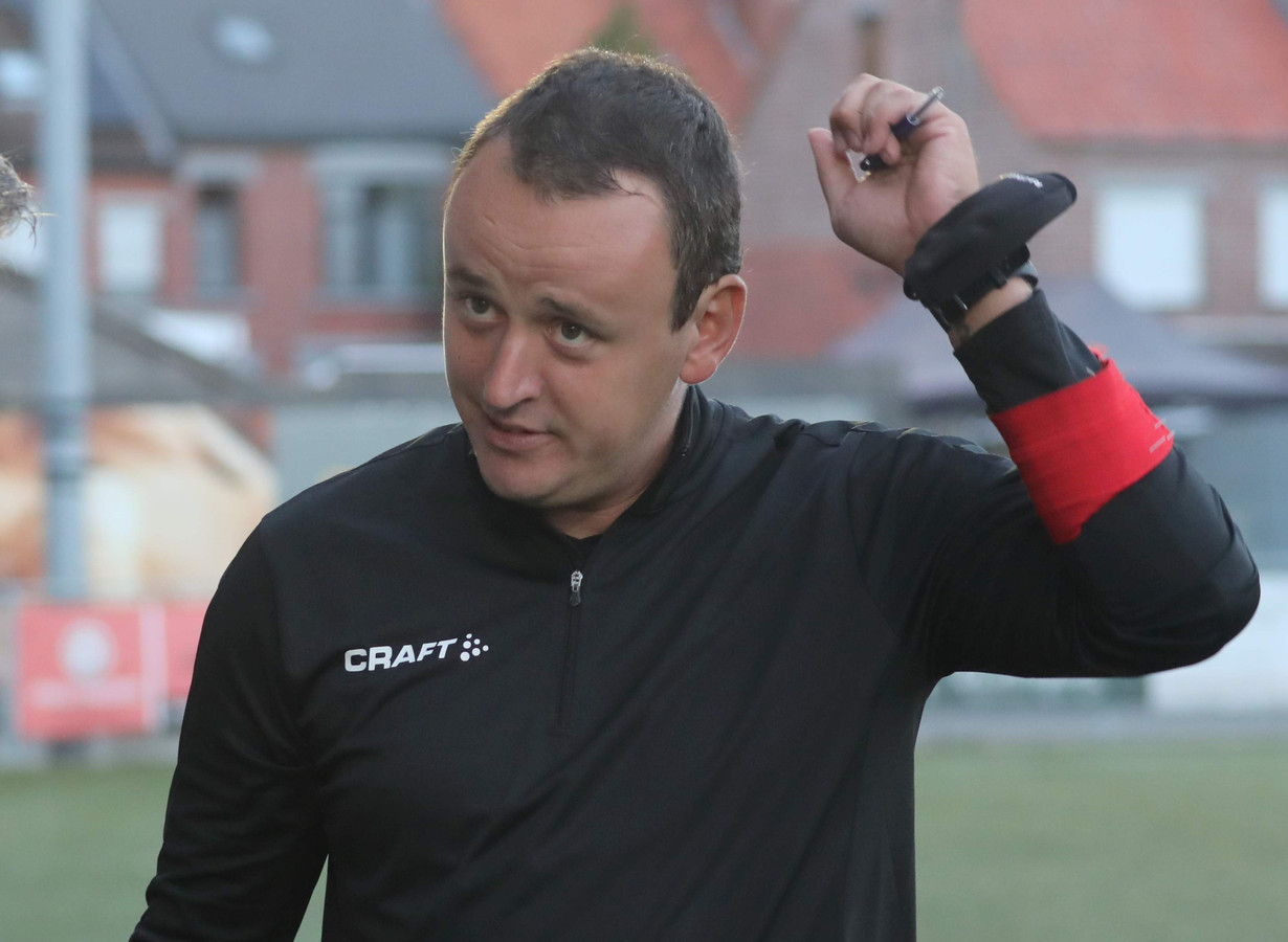 Angelo Vanheuverbeke krijgt als hoofdtrainer alvast een mooie kans.