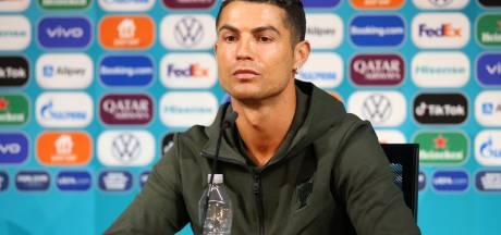 UEFA zit in de maag met 'bottlegate'; 'Sponsors zijn belangrijk voor het Europese voetbal'