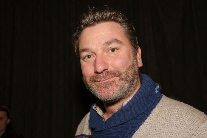 Acteur Maarten Bosmans