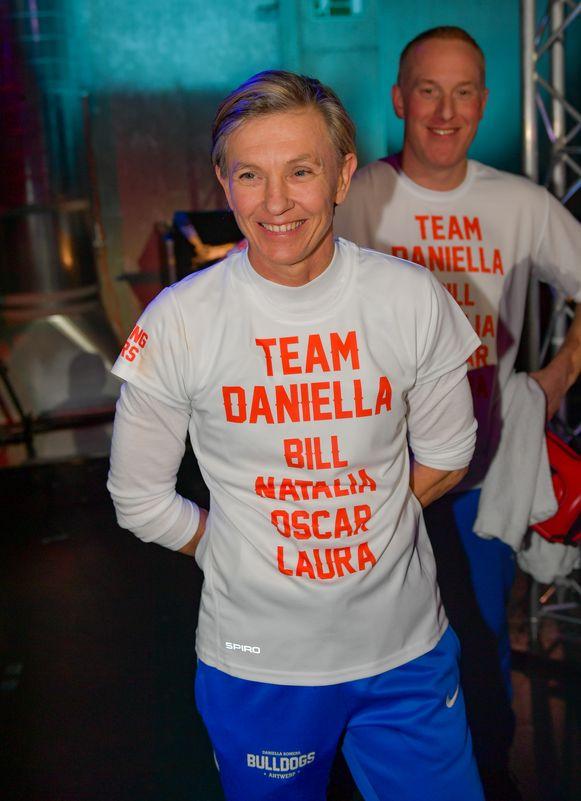 Daniëlla Somers.