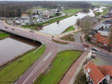 Doorgaande verkeer gaat van Vechtkade in Ommen, maar verkeersknip blijft optie