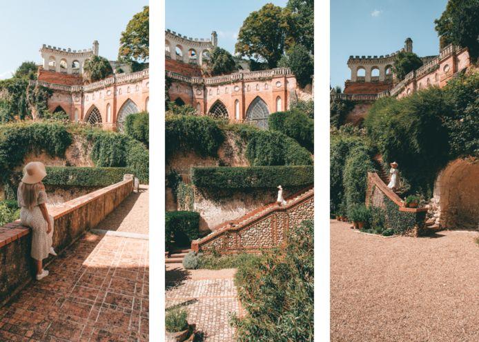 """""""En Vallée du Loir, nous avons pris des photos du Château de Poncé sous différents angles."""