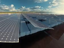 Sunrock wil zonnepark aanleggen bij Krammersluizen omdat het Rijk die kans biedt
