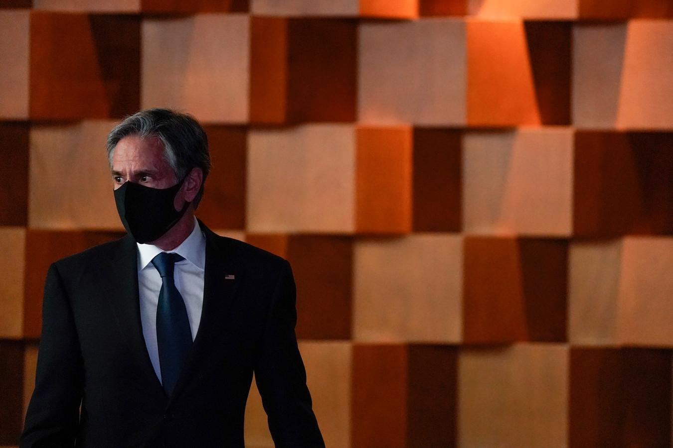 Le secrétaire d'État américain Antony Blinken.