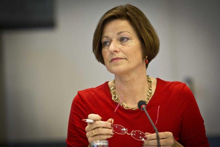 PvdA-kamerlid Angeliene Eijsink. Beeld anp