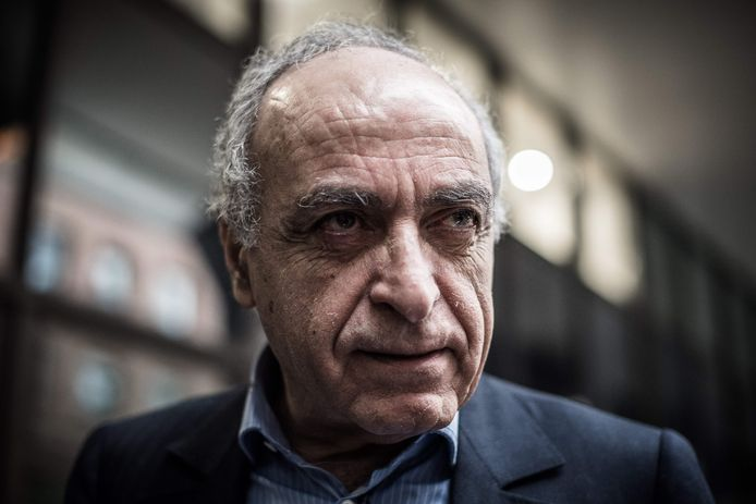 Ziad Takieddine (archive 2016)
