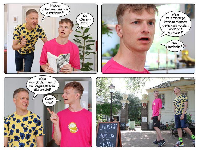 Vrijheid, 26 juni 2021. Beeld Ype Driessen