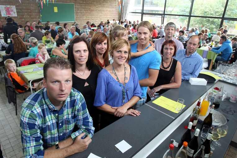 Buurtfeesten, zoals deze in de Pieter Bortierlaan in 2012, krijgen een extra stimulans.
