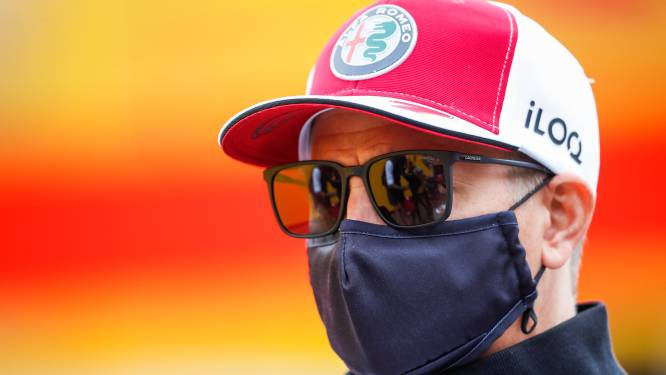Remis du coronavirus, Kimi Räikkönen prend rendez-vous pour le Grand-Prix de Russie