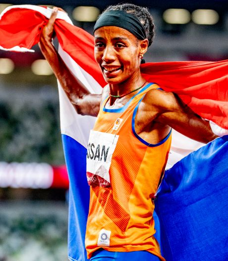 Brons Sifan Hassan op 1500 meter, streep door unieke gouden trilogie