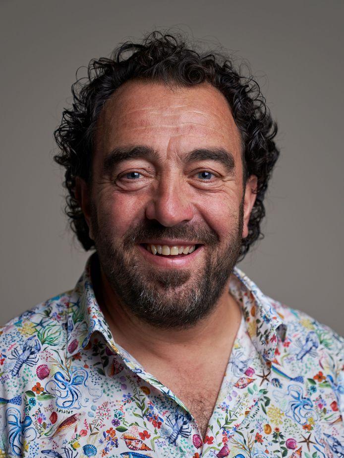 Peter Verstegen. Lijsttrekker Forum voor Democratie Land van Cuijk