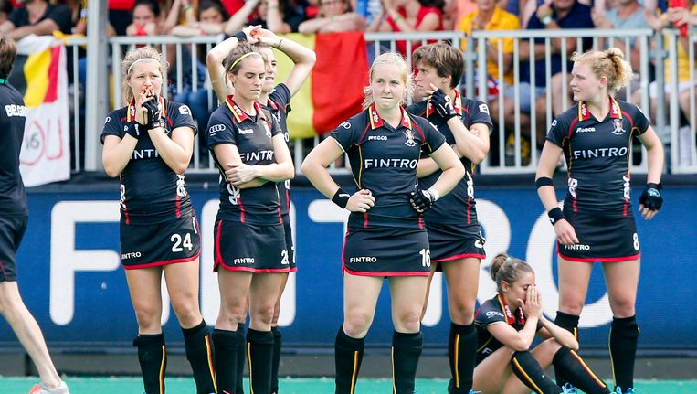 Red Panthers op archiefbeeld. Beeld PHOTO_NEWS