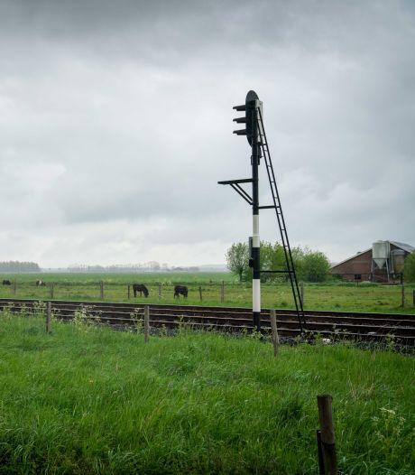 Spoorlijn Elst-Tiel vervangen door busbaan is te duur, maar station Valburg blijft wel in beeld