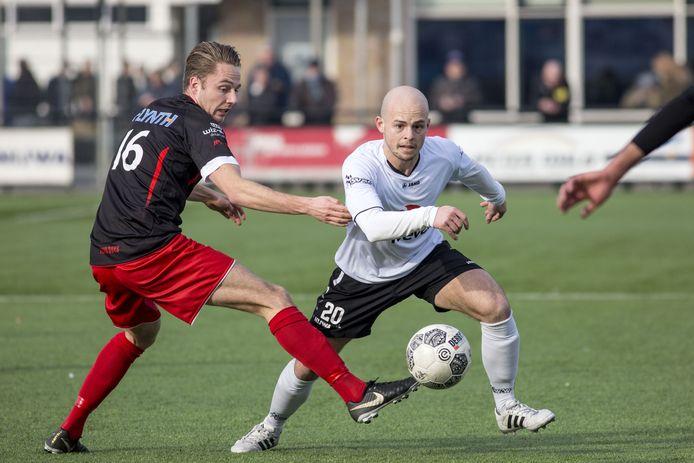 Karlo Borghuis gaat op zoek naar een nieuwe club.